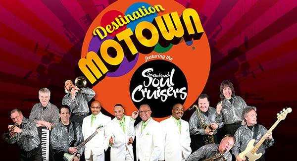 WP Presents Destination Motown On Valentine