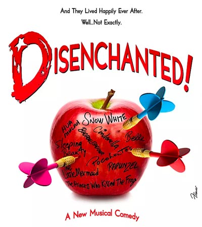 "De Novo Theatre Company Presents ""Disenchanted"""