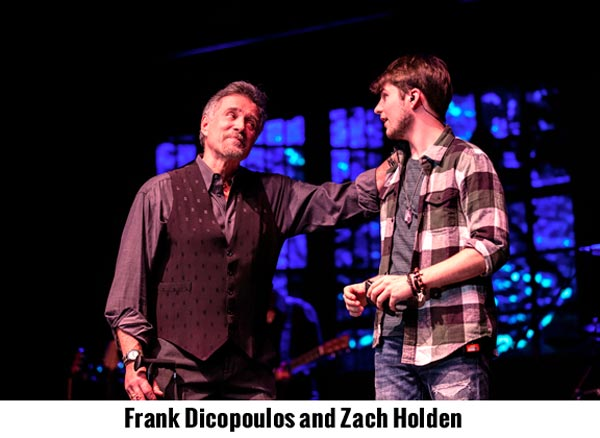 Frank Dicopoulos and Zach Holden