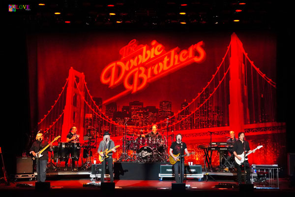 The Doobie Brothers LIVE! at BergenPAC