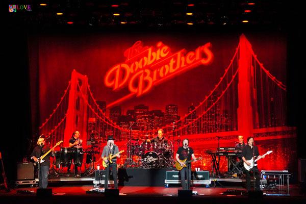 The Doobie Brothers LIVE! at BergenPAC