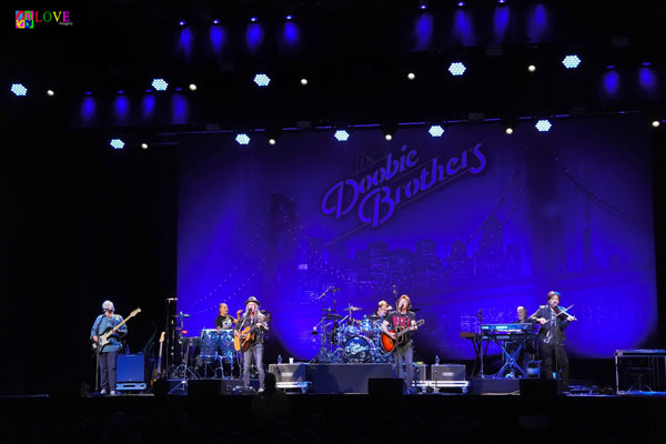 """My Favorite of All Favorites!"" The Doobie Brothers LIVE! at The Hard Rock Hotel and Casino"