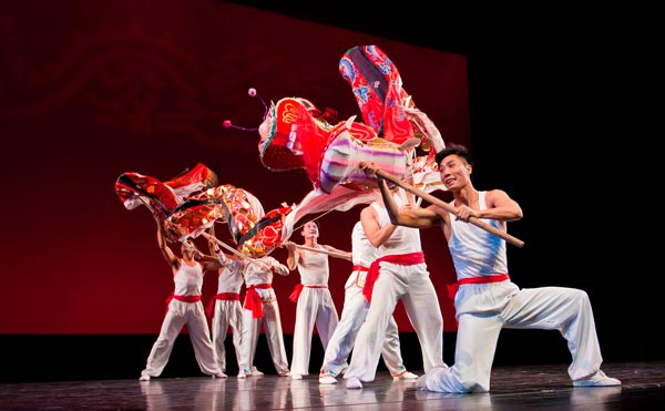 NAI-NI Chen Dance Company Announce Guest Artist Line-Up for the Year of the Pig Celebration at NJPAC