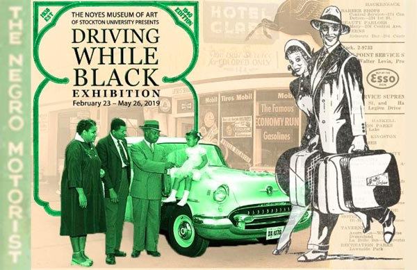 "Noyes Museum of Art Presents ""Driving While Black"""