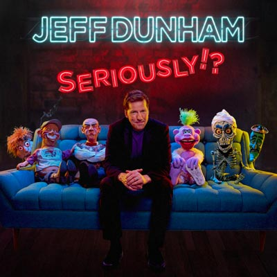 Prudential Center Presents Jeff Dunham