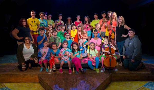 Eagle Theatre Conservatory's Summer Camp Returns In July