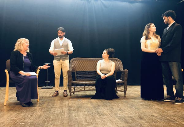 "Dragonfly Multicultural Arts Center presents ""The Importance Of Being Earnest"""