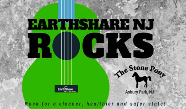 Third Annual EarthShare NJ Rocks To Take Place March 23rd At Stone Pony