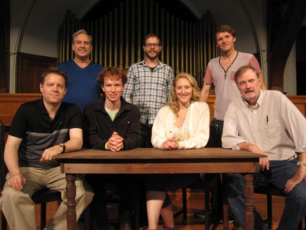 "East Lynne Theater Company presents ""The Rainmaker"""