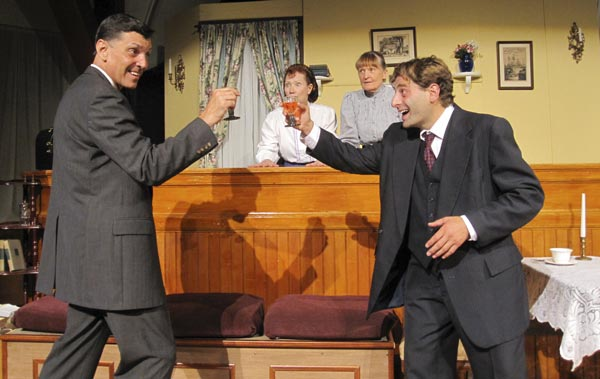 """East Lynne Theater Company Presents """"Arsenic and Old Lace"""""""