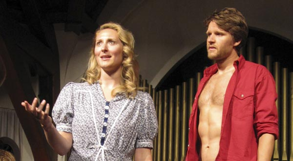 """Final 2 Weeks For """"The Rainmaker"""" At East Lynne Theater Company"""