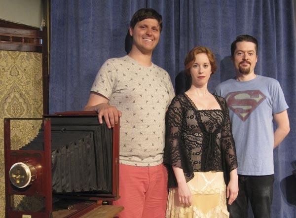 "East Lynne Theater Company presents The NJ Premiere Of ""Summerland"""