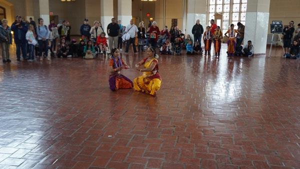 The National Park Service and  Nai-Ni Chen Dance Company present the Ellis Island Asian American Heritage Festival