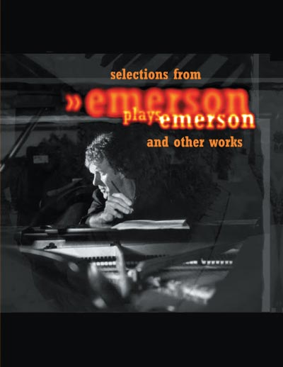 The Keith Emerson Estate Announces the Release of the 'Selections From Emerson Plays Emerson and Other Works' Music Transcriptions Book