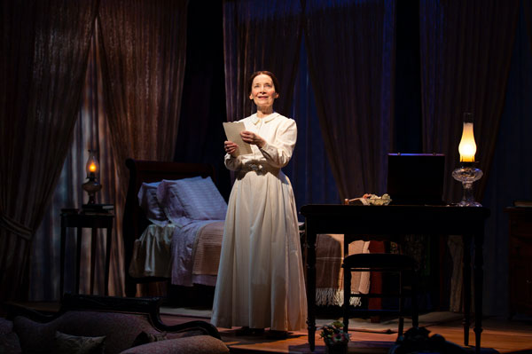 "Review: ""The Belle of Amherst"" at Two River Theater"