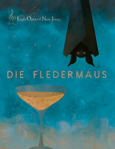 Light Opera Of New Jersey To Hold Auditions For Die Fledermaus