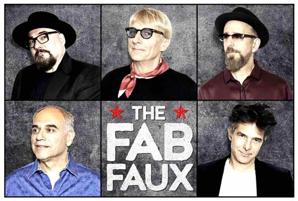 The Fab Faux To Perform Songs From The Beatles' Psychedelia Years At Count Basie