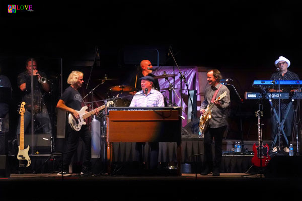 Felix Cavaliere's Rascals and Stephen Bishop LIVE! at the Great Auditorium
