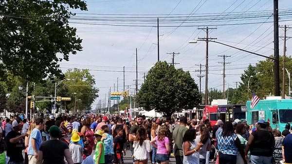 Third Annual Food Truck Festival on The Ave