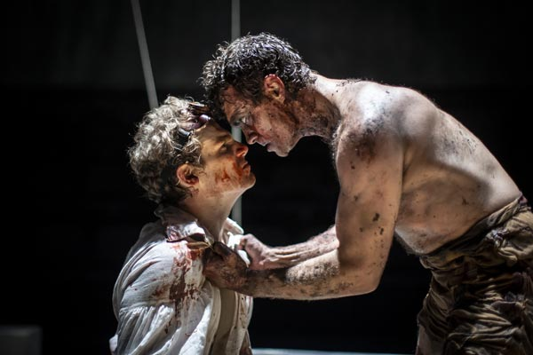 "McCarter Theatre Presents Mary Shelley's ""Frankenstein"""