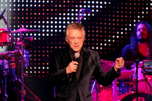 """One of a Kind!"" Frankie Valli LIVE! at the Hard Rock Hotel and Casino"