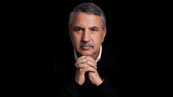 NY Times Columnist Thomas L. Friedman To Speak At Grunin Center