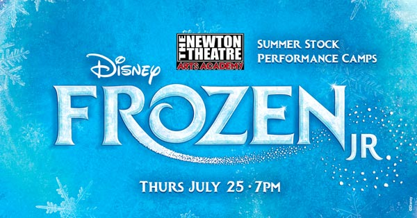 "Newton Theatre Arts Academy Presents Disney's ""Frozen Jr."""