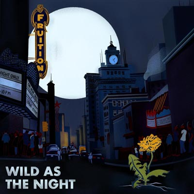 "Fruition Releases ""Wild As The Night"""