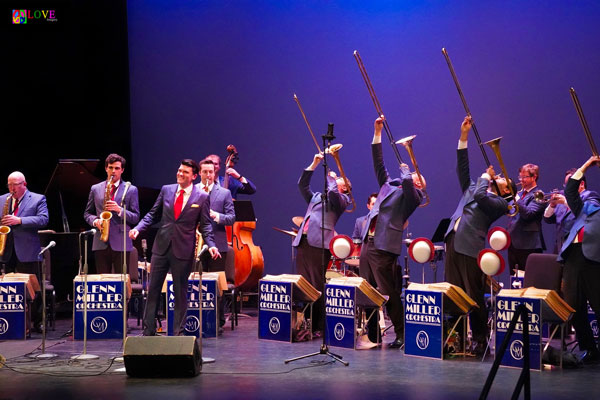 """Tons of Fun!"" The Glenn Miller Orchestra LIVE! at the Grunin Center"