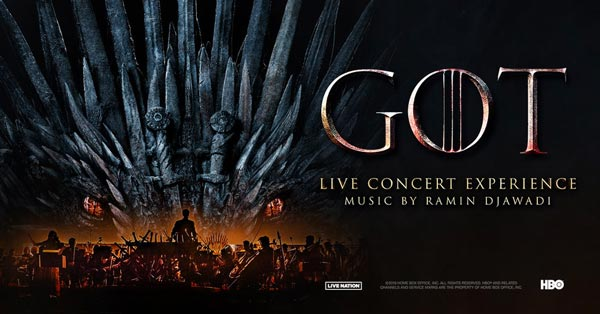 Game Of Thrones Live Concert Experience to Return To NYC and Philadelphia In September
