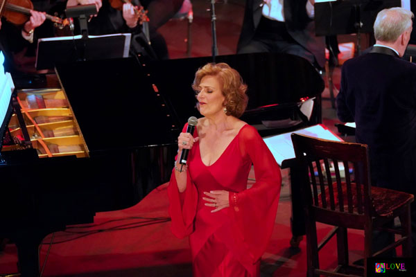 """Judy Garland at Carnegie Hall: The 50th Anniversary Concert"" with Lorna Luft LIVE! at the Paramount Theatre"