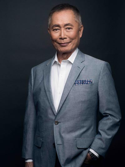 State Theatre New Jersey presents An Evening with George Takei