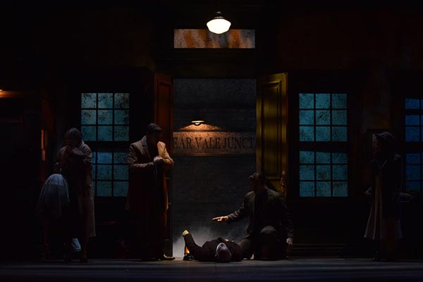 """Audiences Love """"The Ghost Train"""" at Centenary"""