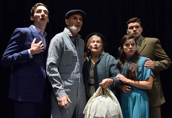"""Centenary Stage Presents """"The Ghost Train"""""""