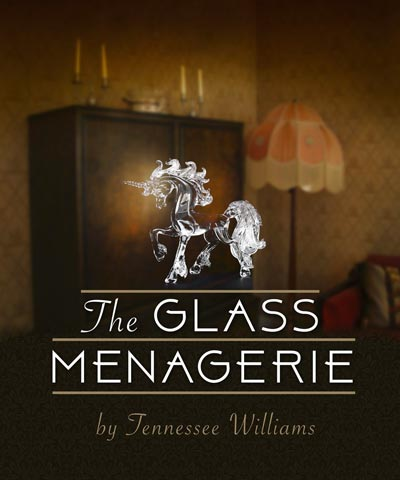 """Ritz Theatre Co. Presents """"The Glass Menagerie"""""""