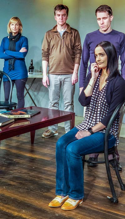 """The Women's Theater Company Presents """"God of Carnage"""""""