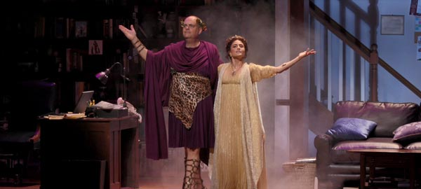 "The King of Comedy, Ken Ludwig, Premieres ""The Gods of Comedy"" at McCarter Theatre"