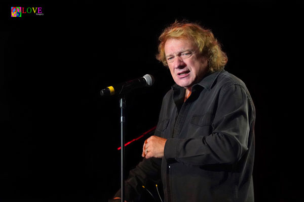 """The Voice of Foreigner!"" Lou Gramm LIVE! at the Ocean City Music Pier"