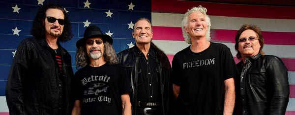 Grand Funk Railroad To Play The Tropicana On March 2nd