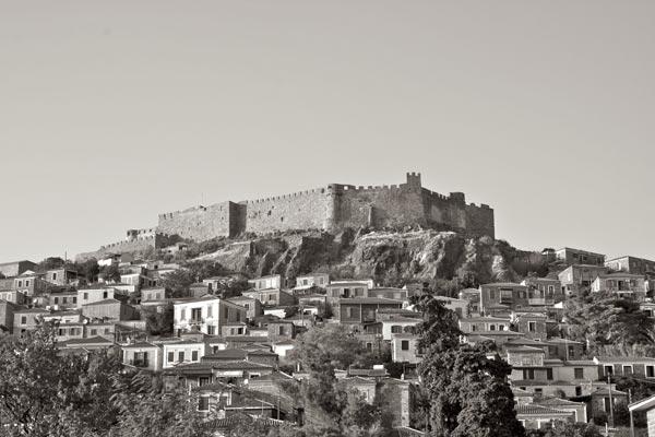 Joint Rutgers University-Newark and Simon Fraser University Workshop Wraps Up in Molyvos, Greece