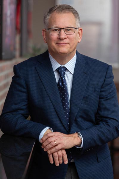 Greg Supron named Chairman, Board of Trustees, Mayo Performing Arts Center