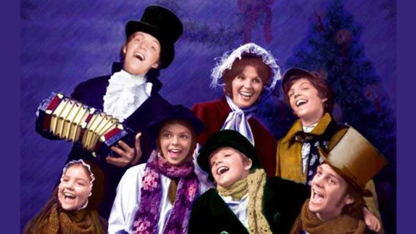 """Yates Musical Theatre for Children Presents """"A Christmas Carol"""" At Grunin Center"""