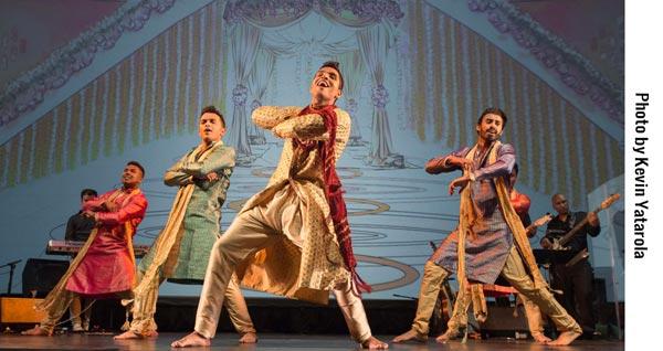 "Grunin Center Presents ""Bollywood Boulevard: A Journey Through Hindi Cinema Live"""