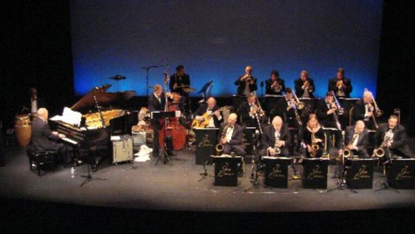 Grunin Center Presents The Jazz Lobsters Big Band