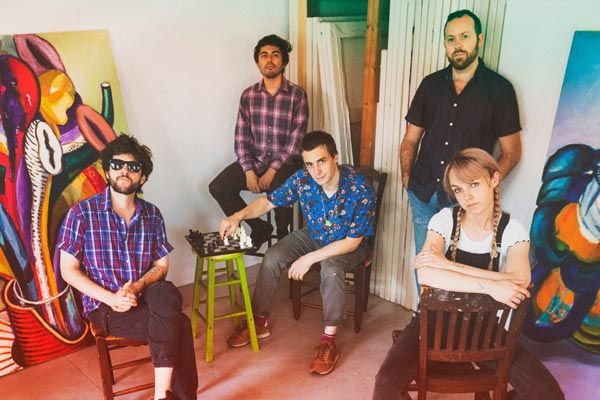 Guerilla Toss To Open For Rubblebucket On New Year