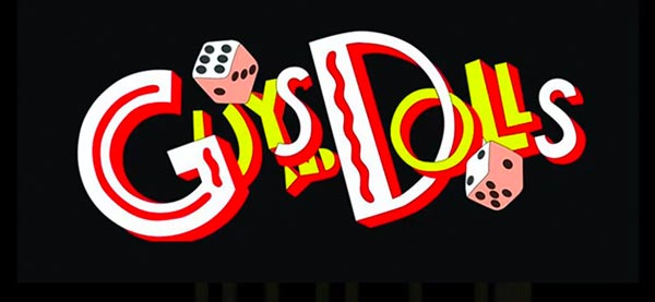 """Broadway Stars Come Home to Jersey for """"Guys and Dolls"""" at the Axelrod"""