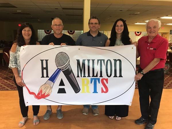 Hamilton Township Revives Arts Commission