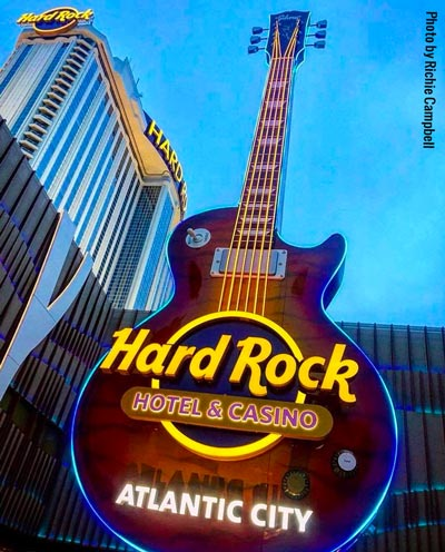 Hard Rock AC To Kick Off One Year Anniversary With Parade