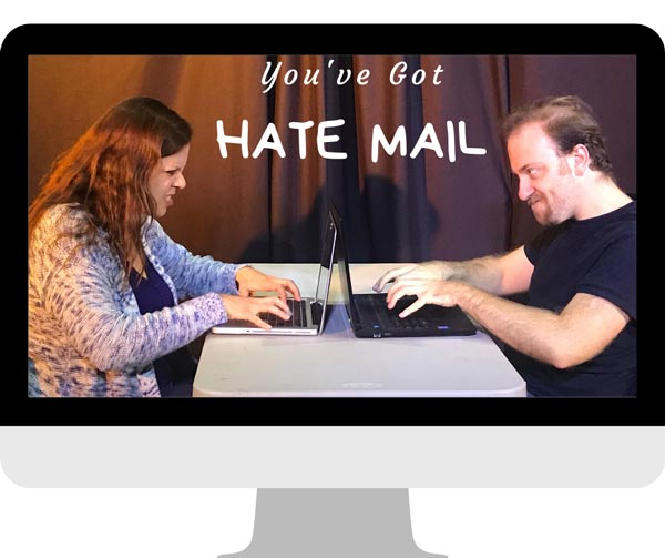 "Dance Art Creative Center Presents ""You've Got Hate Mail"""