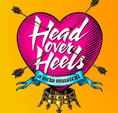 "Exit 82 Theatre Company Presents ""Heads Over Heels"""